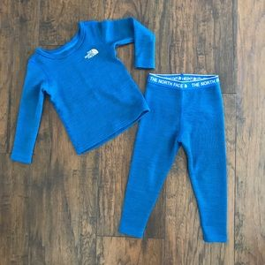 c0fbe078f The North Face kids thermal underwear